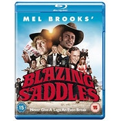 Blazing Saddles - 40th Anniversary Edition Blu-ray