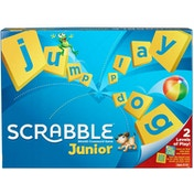 Junior Scrabble 2013 Refresh Edition Board Game