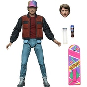 Ultimate Marty (Back to the Future Part 2) 7 Inch Neca Action Figure