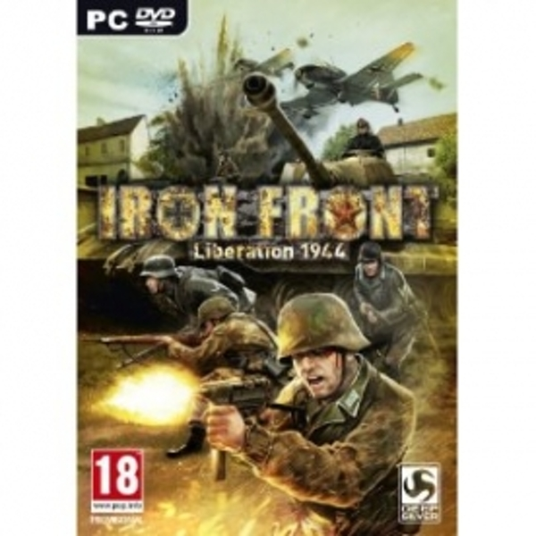 Iron-Front Liberation 1944 Game PC