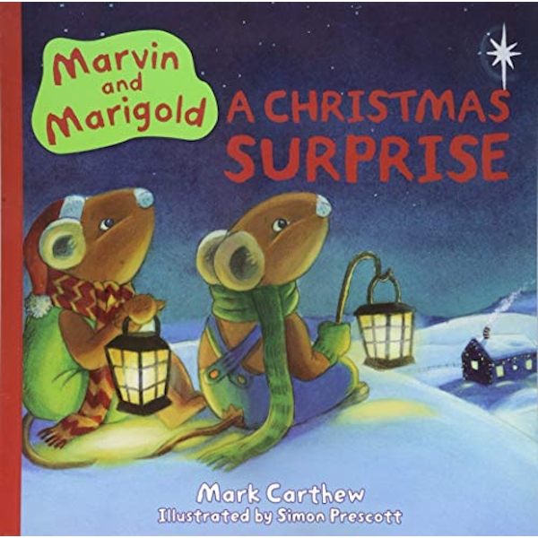 Marvin and Marigold A Christmas Surprise Paperback / softback 2018