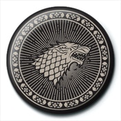 Game of Thrones - Stark Sigil Badge