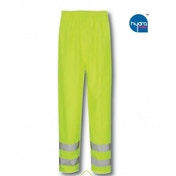 Hydra-Flex X-Large Tungsten High Visibility Over Trousers - Yellow