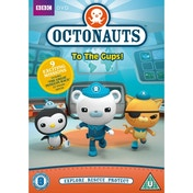 Octonauts - To the Gups DVD