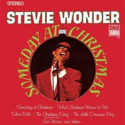 Stevie Wonder ‎– Someday At Christmas Vinyl