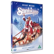 Santa Claus The Movie DVD