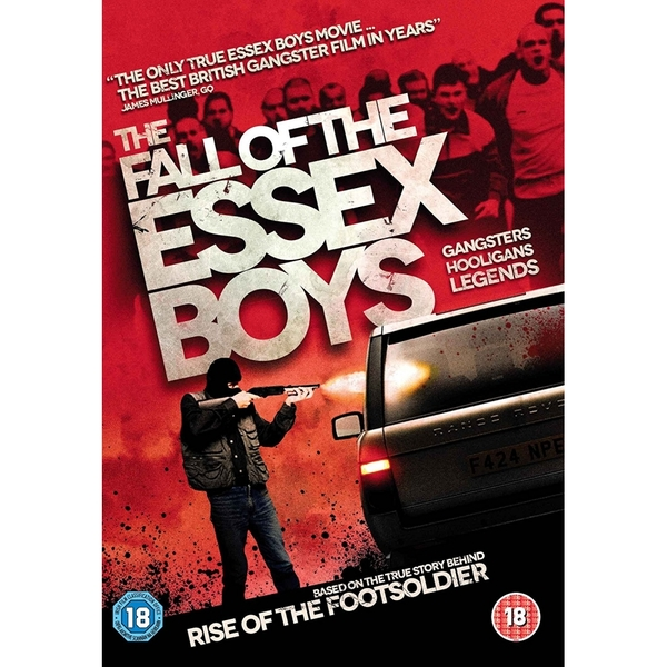 Fall of the Essex Boys Blu-ray