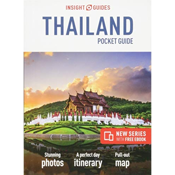Insight Guides Pocket Thailand (Travel Guide with Free eBook)  Paperback / softback 2018