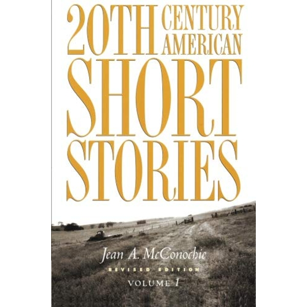 20th Century American Short Stories: Volume 1 by Jean McConochie (Paperback, 1995)