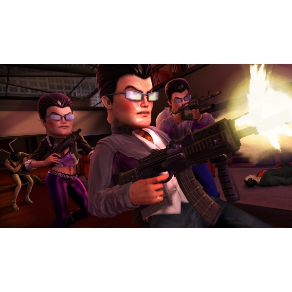 Saints Row The Third The Full Package Game PC - Image 5
