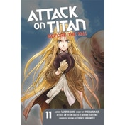 Attack On Titan: Before The Fall 11
