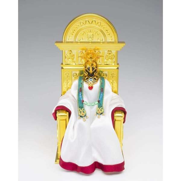 Saint Seiya Ex Shion Surplice Aries & Pope Myth Cloth Figure