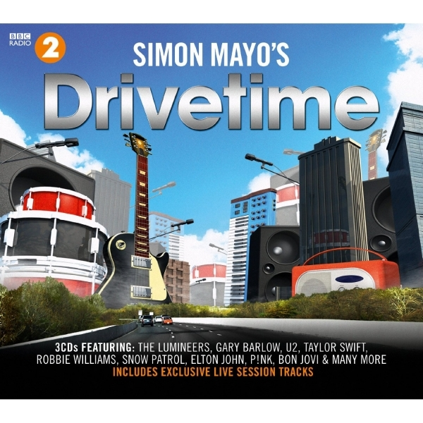 Various Artists - BBC Radio 2 Simon Mayo Drive Time CD