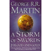 A Storm of Swords: Part 2 Blood and Gold: Part two by George R. R. Martin (Paperback, 2011)