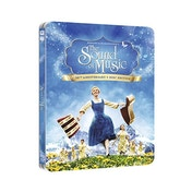 Sound of Music: 50th Anniversary Limited Edition Steelbook Blu-ray