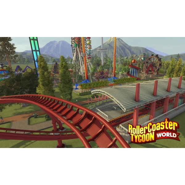 Roller Coaster Tycoon World PC Game - Image 4