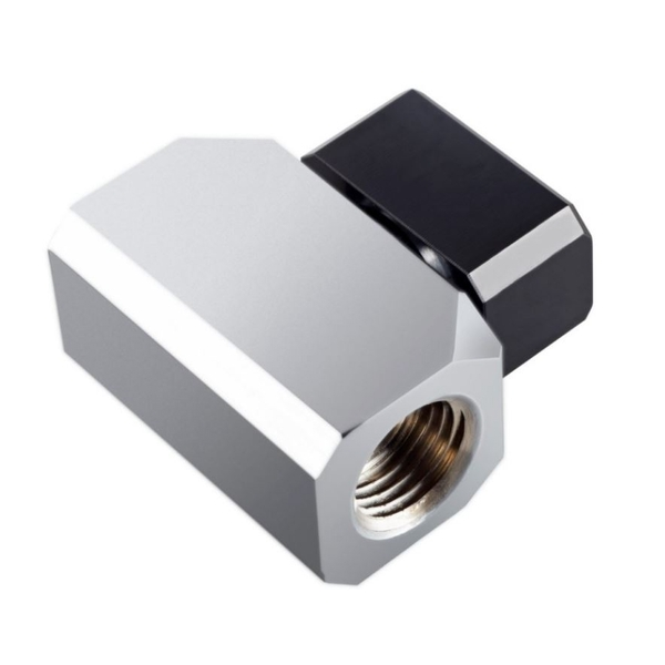 Phanteks Glacier Release Valve Fitting - Chrome