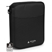Officially Licensed Black Deluxe Travel Case PS Vita