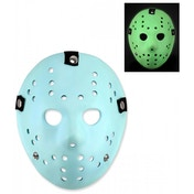 Neca Friday the 13th Replica Glow in the Dark Jason Mask