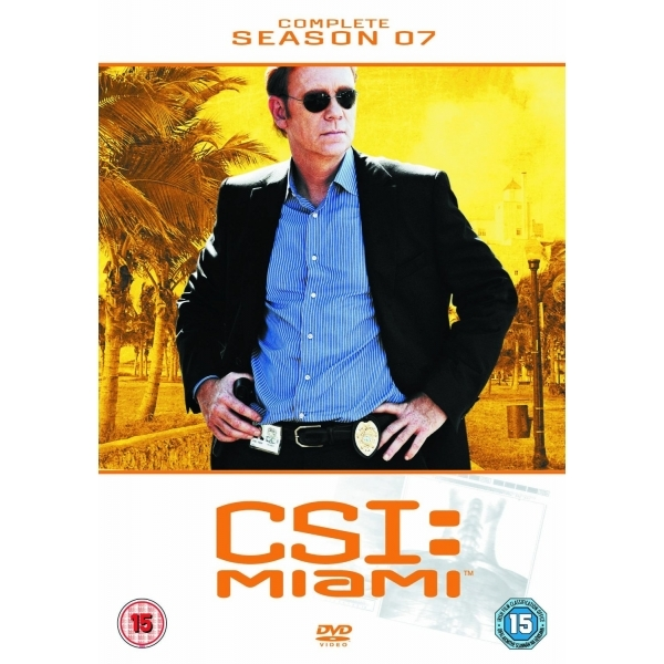 CSI Miami Compleate Season 7 DVD