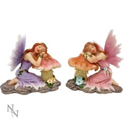 Delicate Dreams Fairy Figurines (Set of Two)