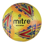 Mitre Delta EFL Replica Football Yellow