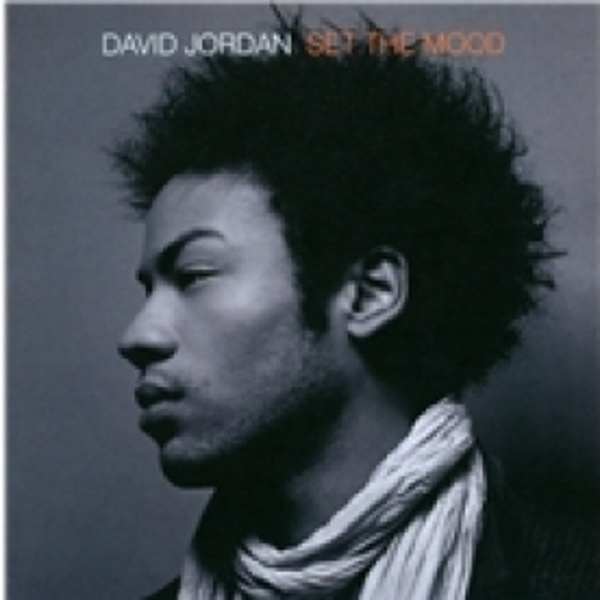David Jordan Set The Mood CD