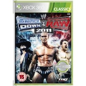 WWE Smackdown vs Raw 2011 Game (Classics) Xbox 360