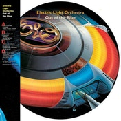 Elo - Out Of The Blue Picture Disc Vinyl
