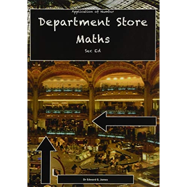 Department Store Maths PB  Paperback / softback 2018