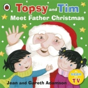 Topsy and Tim: Meet Father Christmas by Jean Adamson (Paperback, 2013)