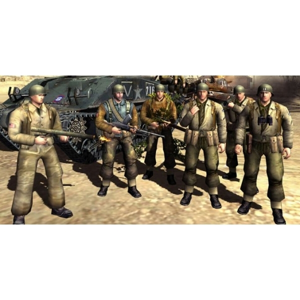 Men Of War Condemned Heroes Game PC - Image 4