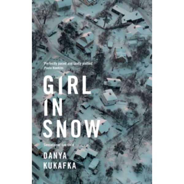 Girl in Snow Hardcover
