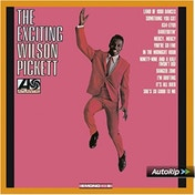 Wilson Pickett - Exciting Wilson Pickett Music CD