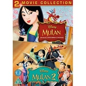 Mulan Collection - Mulan Musical Masterpiece/ Mulan 2 DVD