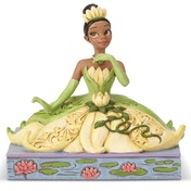 Be Independent Tiana (Princess and the Frog) Disney Traditions Figurine