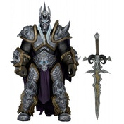 Neca Heroes Of The Storm Arthas 7 Inch Scale Action Figure