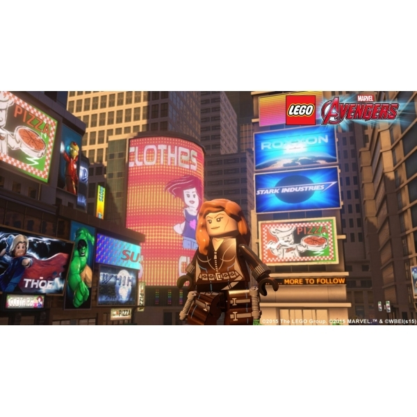 Lego Marvel Avengers PS3 Game - Image 5