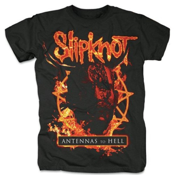 Slipknot - Antennas to Hell Unisex Medium T-Shirt - Black