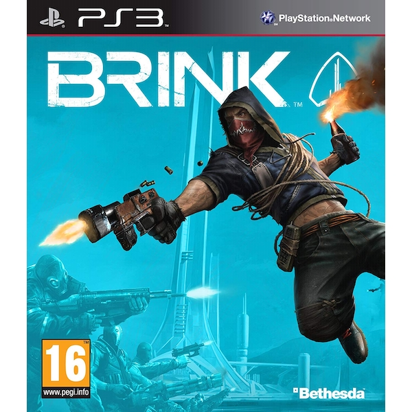 Brink Game PS3 [Used]