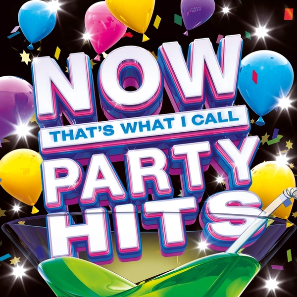 Now That's What I Call Party Hits CD
