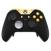 Matte Black & Gold Edition Xbox One Elite Controller