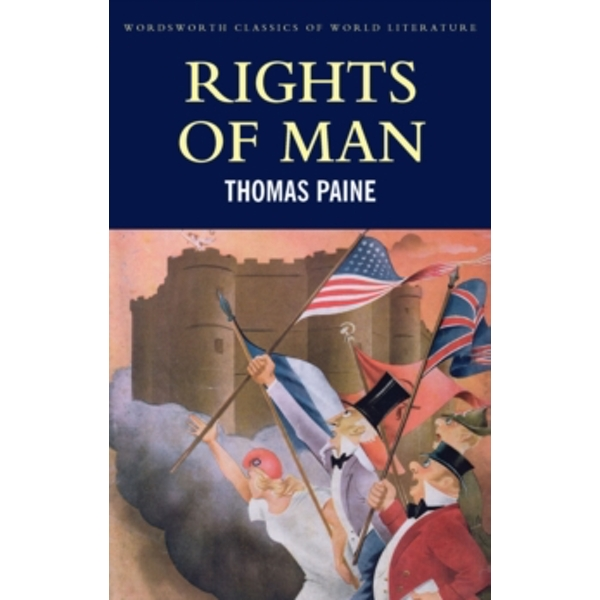 Rights of Man by Thomas Paine (Paperback, 1996)