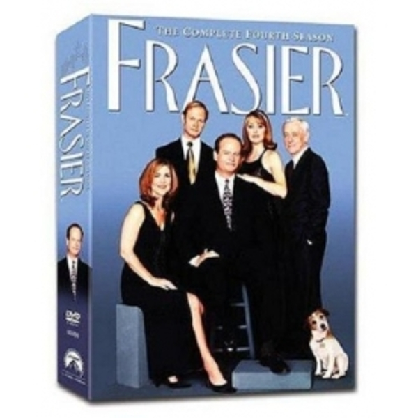 Frasier Season 4 DVD