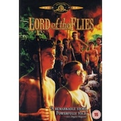 Lord Of The Flies 1990 DVD
