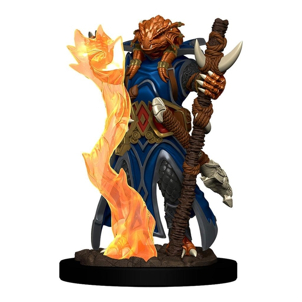D&D Icons of the Realms Premium Figures (W4) Dragonborn Sorcerer Female