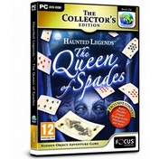 Haunted Legends The Queen of Spades Collector's Edition Game PC