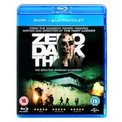 Zero Dark Thirty Blu-ray & UV Copy