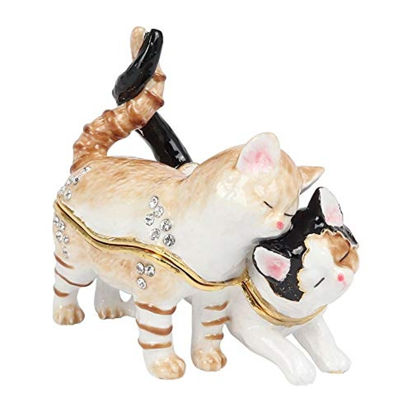 Treasured Trinkets - Two Cats Twisted Tails