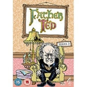 Father Ted - Series 3 DVD
